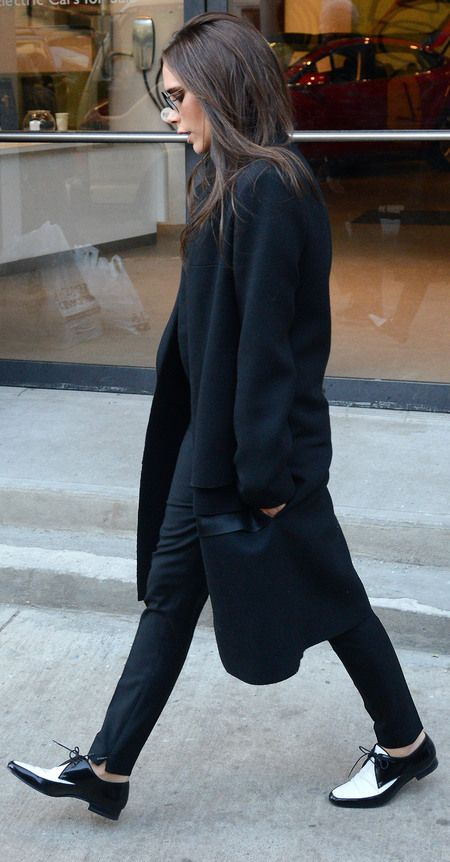 Trending: Flat Shoes �... Victoria Beckham Shoes