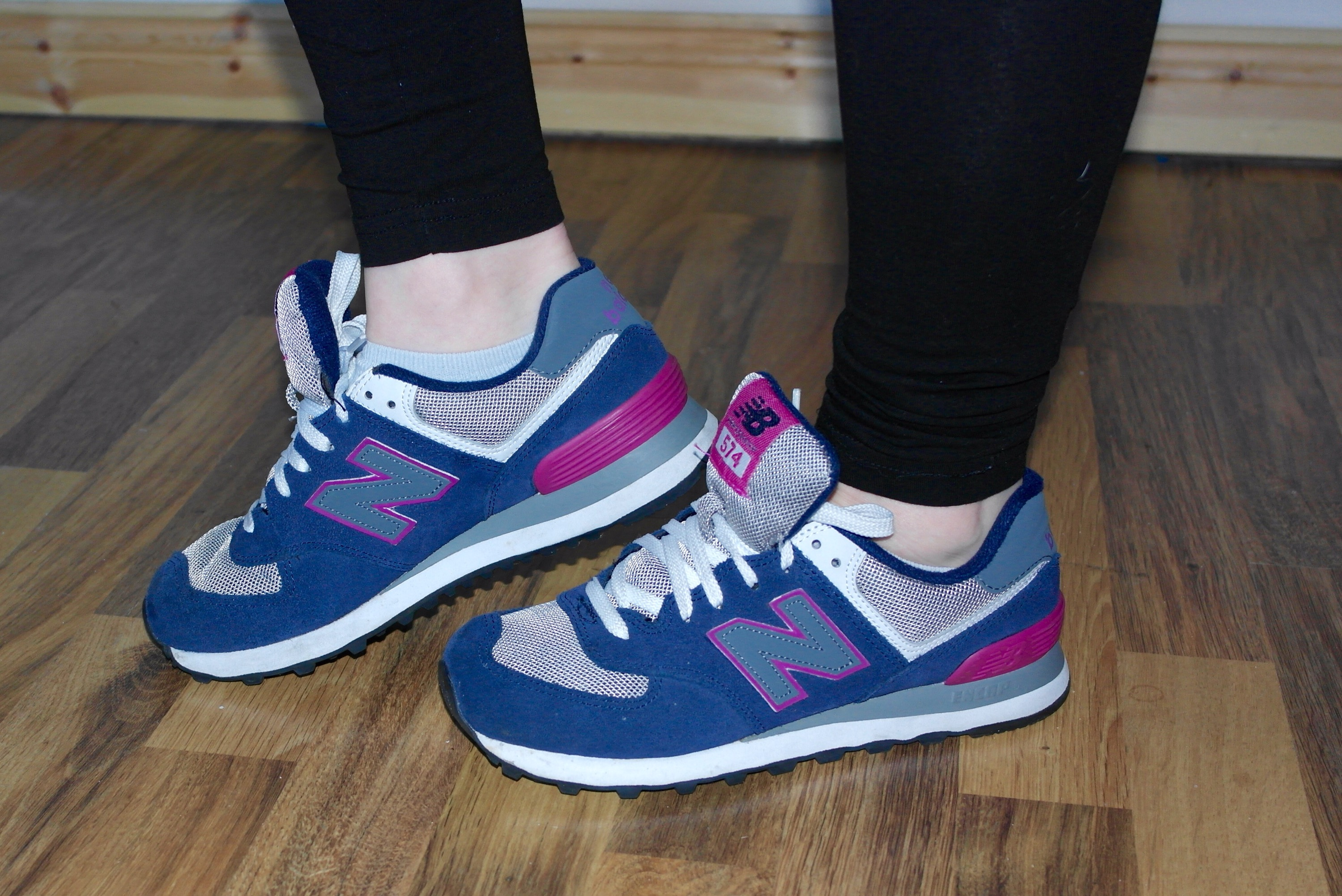new balance support trainers