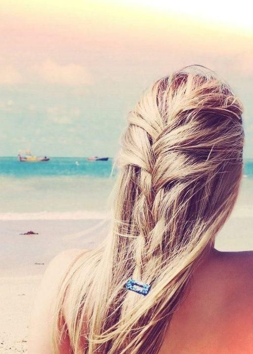 Summer, braid, hairstyle, healthy hair tips