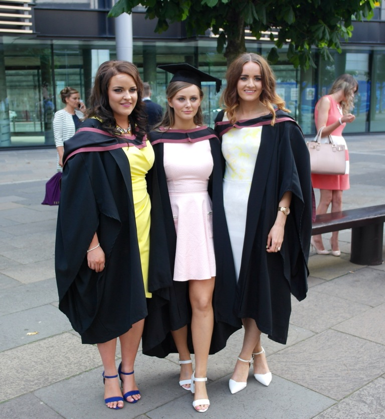 6b818eb8a18 Both the dresses I wore were from the wonderful Snooty Fox Boutique. I had  planned on wearing a different dress from ASOS to my own graduation but  when I ...