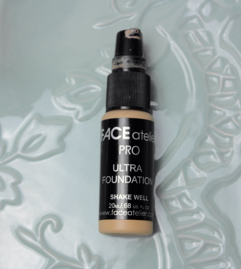 face atelier ultra foundation review