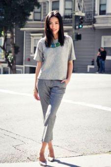 Workwear Ideas: Alternative to Black- Grey   Life of Lala   https://lifeoflala.wordpress.com/