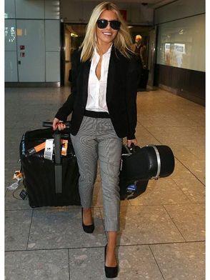 Workwear Ideas: Celebrity Style, Mollie King   Life of Lala   https://lifeoflala.wordpress.com/