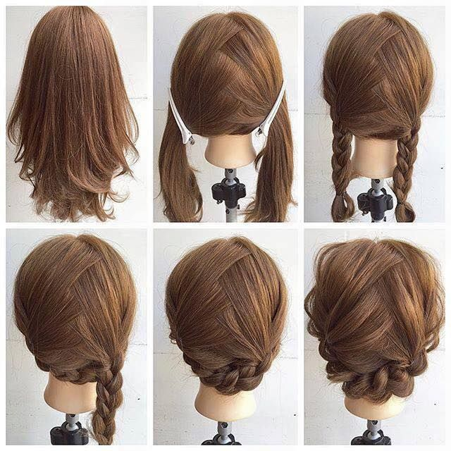 Easy Hair Ideas for Lazy Girls
