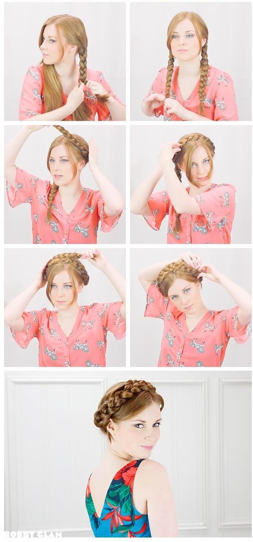 Easy Hair Ideas for Lazy Girls