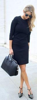 Workwear Ideas: Little Black Dress  Life of Lala   https://lifeoflala.wordpress.com/
