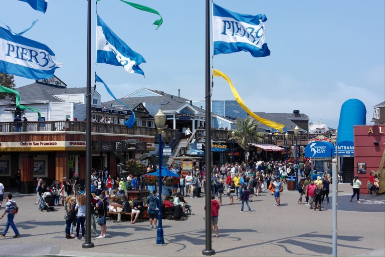 Pier 39 San Francisco J1 Jobs