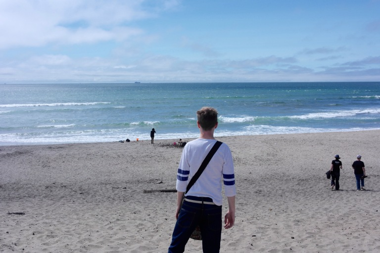 San Francisco Beach | Life of Lala