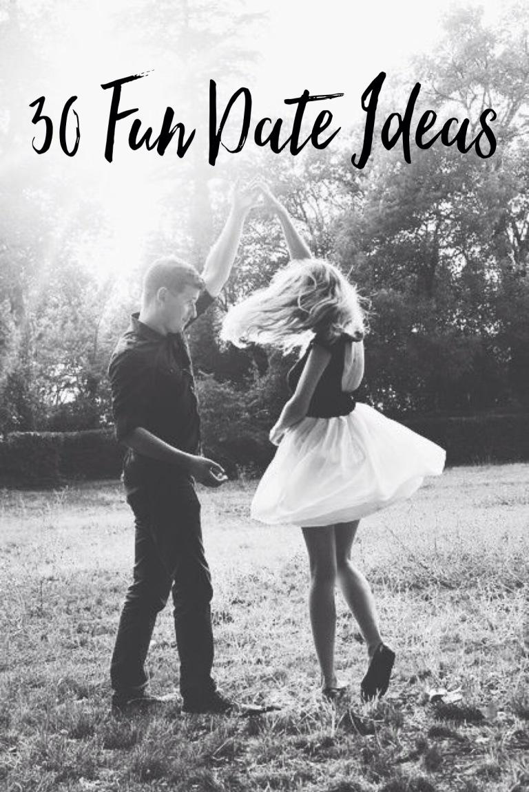 30 Fun Date Ideas