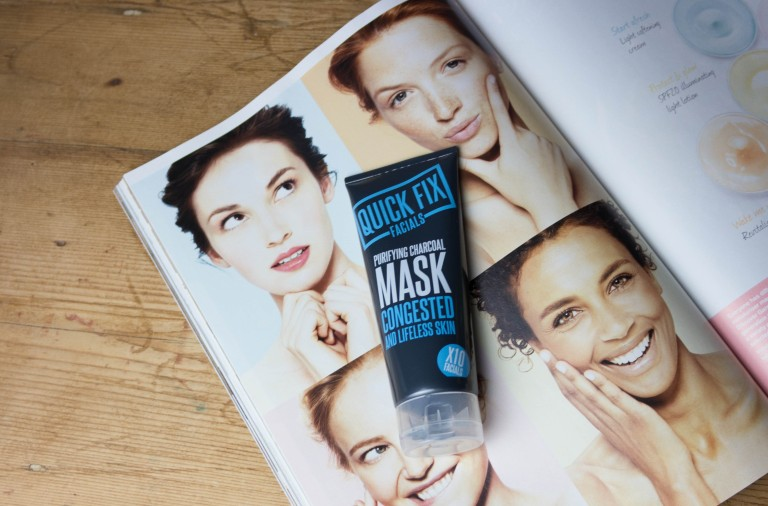 Quick Fix Charcoal Mask- GlamGlow Alternative